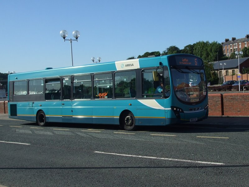 P O Of Arriva Bus