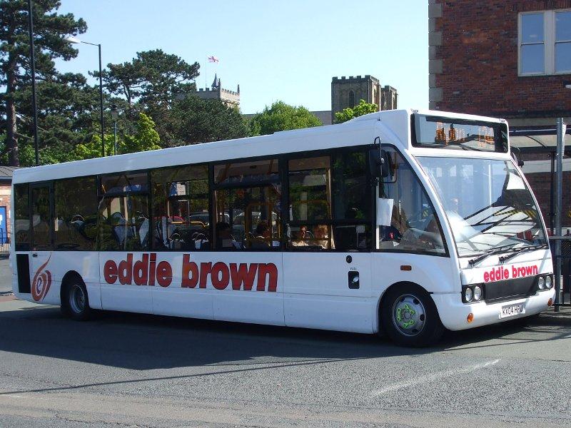 P O Of Edbrown Bus