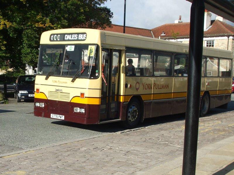 P O Of Pullman Bus